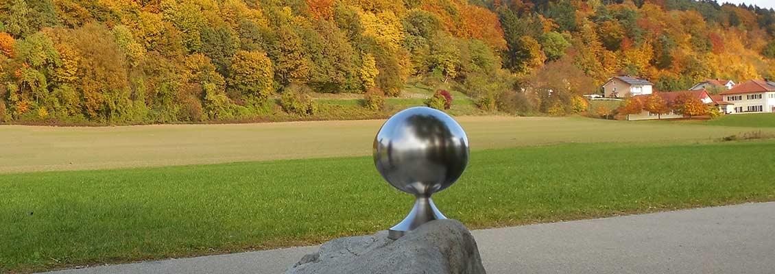 Herbststimmung am Donauplanetenweg